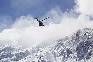 Crash d'avion en Iran: début de la délicate évacuation des corps
