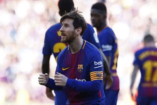 Liga: le Barça sans forcer