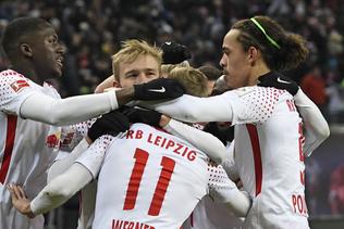 Bundesliga: Leipzig fait chuter le Bayern