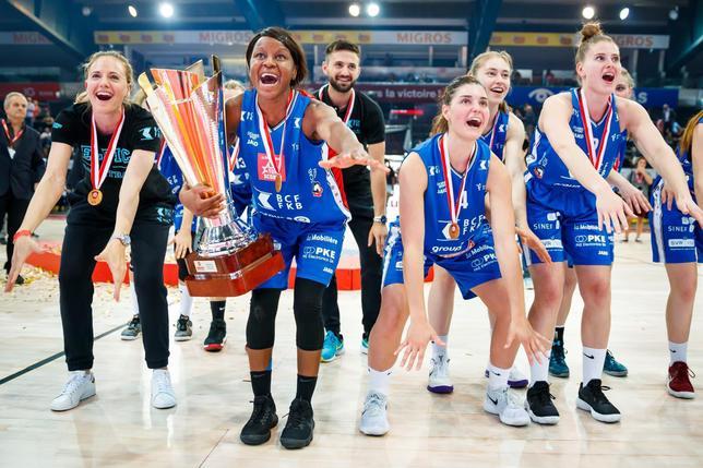 Elfic remporte la Coupe de Suisse!