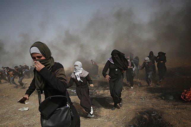 Deux Palestiniens tués par des Israéliens dans la bande de Gaza