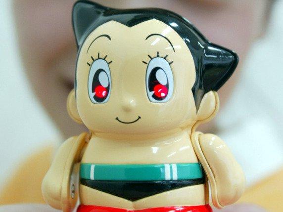 56d1df743dd5 Bande dessinée  Astro Boy le petit robot met les enchères KO - La ...