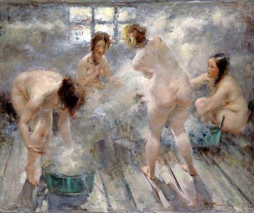 Plonger dans le bain russe - La Liberté