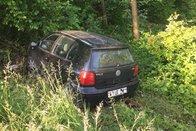 Son véhicule volé est retrouvé dans le fossé