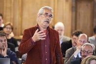 Laurent Thévoz quitte le Parlement