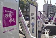Nouveaux vélos en libre-service