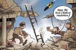Vendredi 13 en Syrie