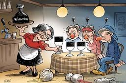 Fribourg: tournée de mesures pour lutter contre les méfaits de l'alcool