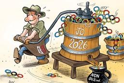 Le Valais dis NON aux Jeux olympiques en 2026
