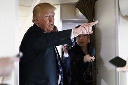 Trump veut 2000 à 4000 militaires à la frontière du Mexique