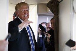 Trump dit ne rien avoir su des 130'000 dollars pour Stormy Daniels