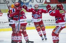 Rapperswil champion de Swiss League