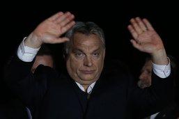 Législatives hongroises: Orban remporte un troisième mandat