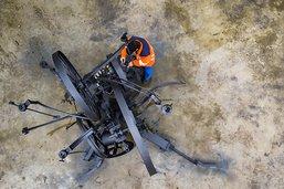 Réparée, la fontaine de Tinguely sera mise en eau mardi à Fribourg