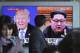 Washington discute avec Pyongyang du prochain sommet Trump-Kim