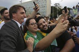 Le candidat brésilien d'extrême droite inculpé pour racisme