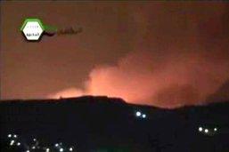 Arrivée à Douma des experts sur les armes chimiques