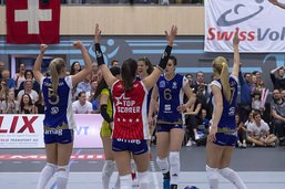 13e titre national pour Volero Zurich