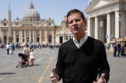 Trois victimes d'un prêtre pédophile chilien chez le pape
