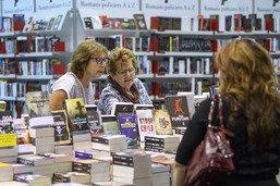 Stabilité pour le 32e Salon du livre à Genève
