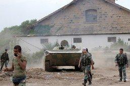 Vingt-six combattants pro régime tués par les missiles dimanche