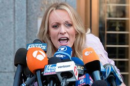 Stormy Daniels attaque Donald Trump en justice pour diffamation
