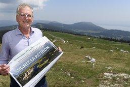 Chasseron - Creux-du-Van: pétition contre les éoliennes