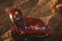 L'armure d'Iron Man portée par Robert Downey Jr. a été volée