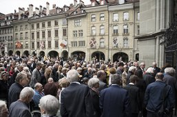 Berne dit adieu à son ancien maire