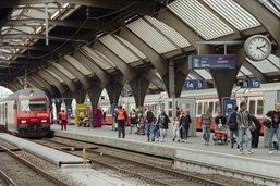 L'offre ferroviaire entre la Suisse et l'Italie étoffée dès 2020