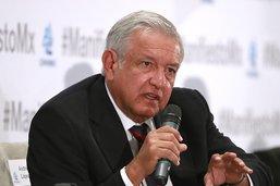 López Obrador répondra aux tweets de Trump s'il est élu président