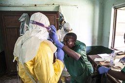 Trois cas urbains supplémentaires d'Ebola en RDC