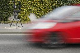 Un automobiliste flashé à 144 km/h à Heitenried
