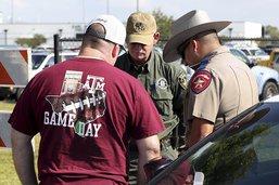 """Fusillade au Texas: """"les policiers ont fait ce qu'ils ont pu"""""""