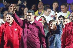Maduro remporte la présidentielle vénézuélienne avec 67,7% des voix