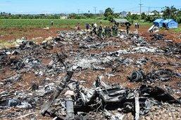 Décès de l'une des rescapées de l'accident d'avion à Cuba