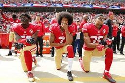 Respectez l'hymne ou restez dans les vestiaires, décide la NFL