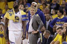 NBA: Kerr critique la NFL pour sa nouvelle réglementation