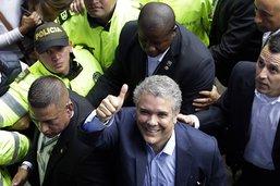 La droite et la gauche s'affronteront lors d'un second tour en Colombie