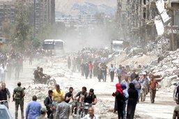 Le National condamne la situation en Syrie dans une déclaration
