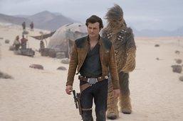 """Débuts décevants pour """"Solo"""", dernier-né de la franchise Star Wars"""