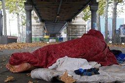 Camp de migrants du Millénaire évacué à Paris