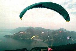 Atterrissage fatal pour un parapente bi-place