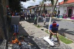 Cinq morts au Nicaragua, le gouvernement appelle au dialogue