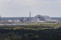 Incendie à Tchernobyl - Pas de hausse de la radioactivité, dit Kiev