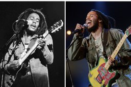 Un biopic sur Bob Marley en préparation, son fils dans le projet
