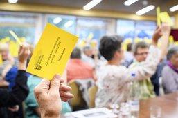 Sion 2026: les habitants de Kandersteg (BE) disent oui aux Jeux olympiques