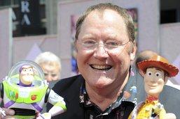 John Lasseter, patron de Pixar, quittera Walt Disney fin 2018