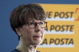 Susanne Ruoff tire les conséquences de l'affaire CarPostal