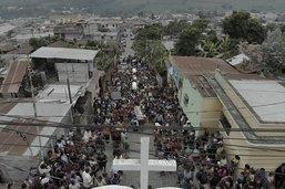 Au Guatemala, l'attente sans fin de l'identification des victimes